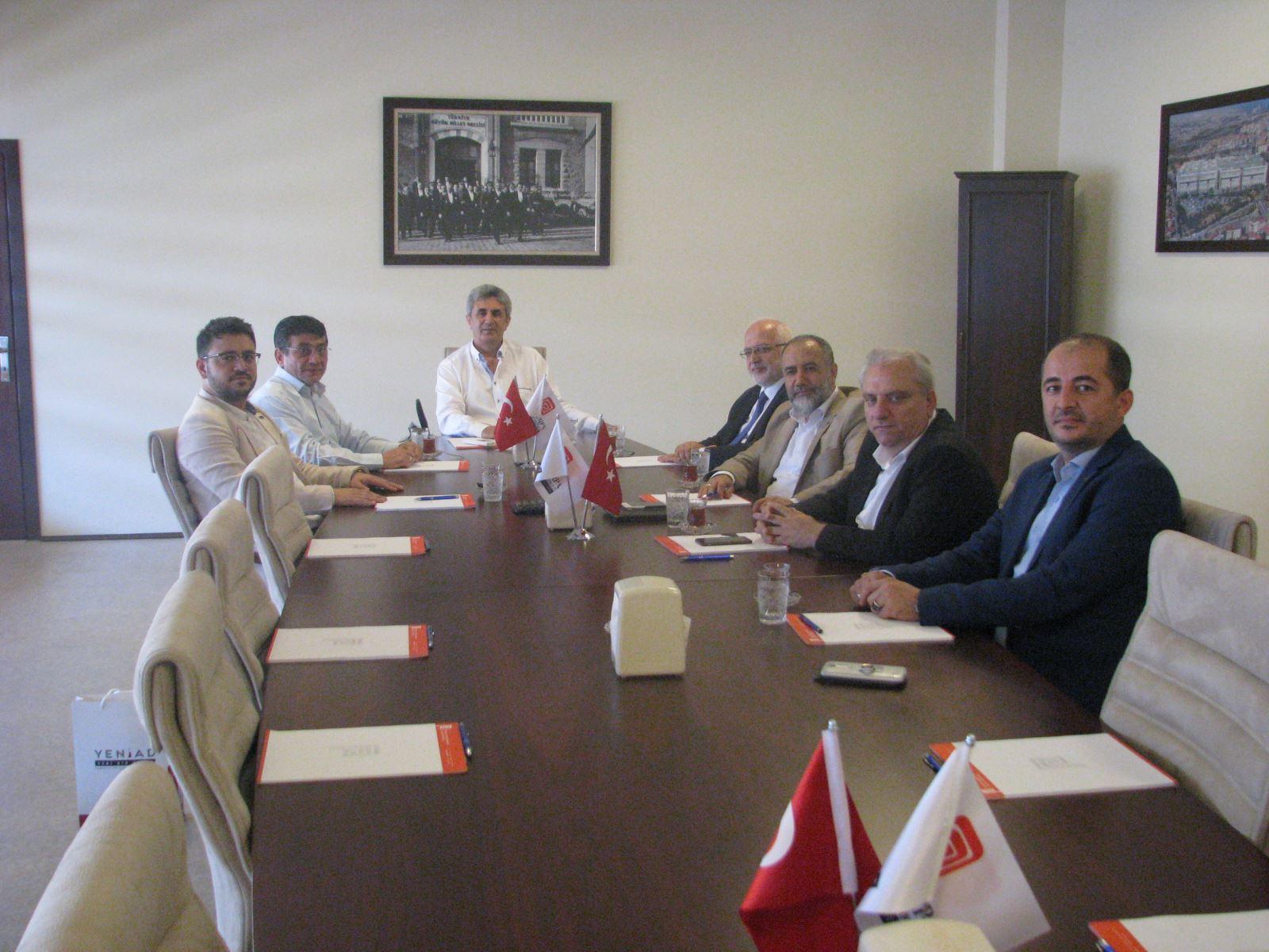 Yeniad Hasan Sezgin Ziyareti