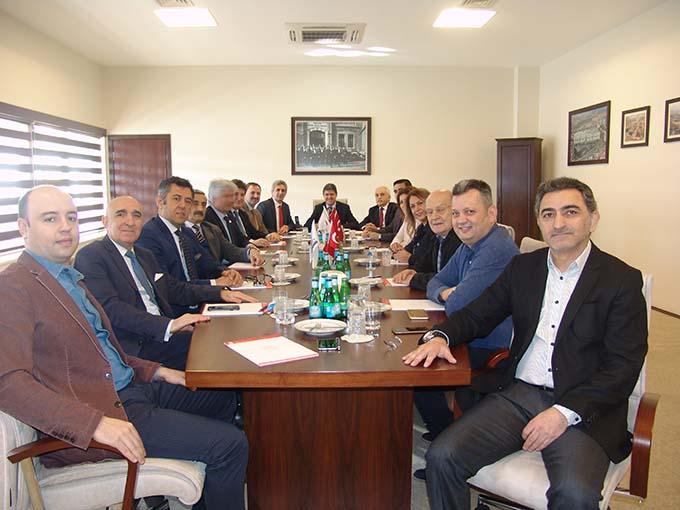 Bulgaristan Başkonsolosu Perpa'da