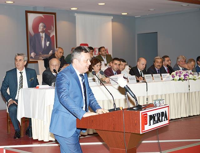Perpa Ticaret Merkezi 2018 Genel Kurul / Cengiz Özcan