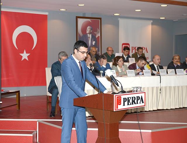 Perpa Ticaret Merkezi 2018 Genel Kurul / Mert Kızıltepe