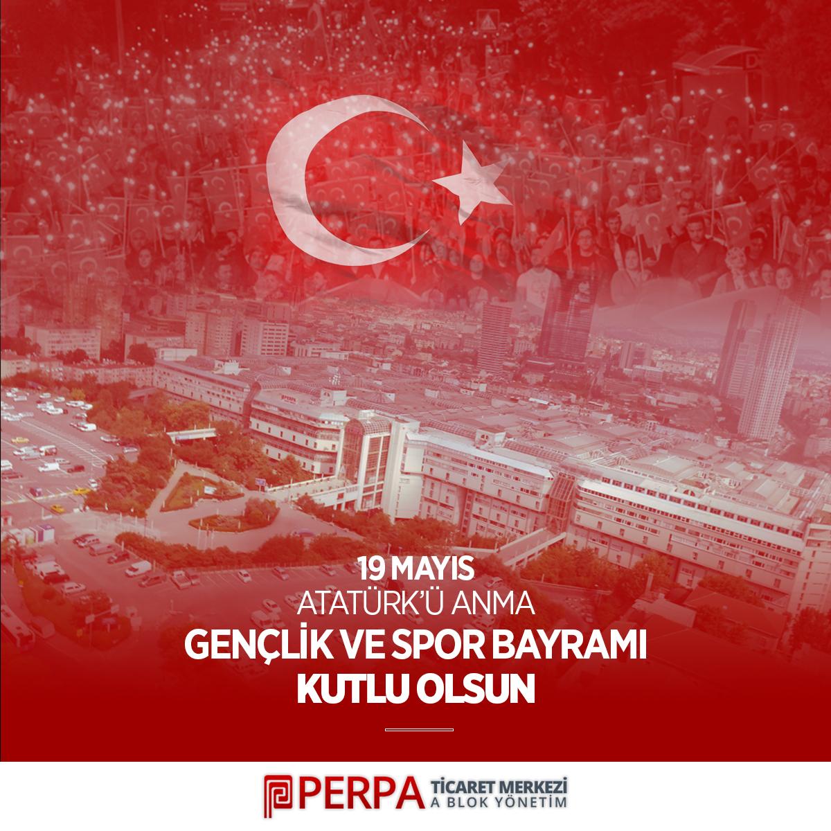 Bağımsızlığın İlk Adımı Olan 19 Mayıs Atatürk'ü Anma